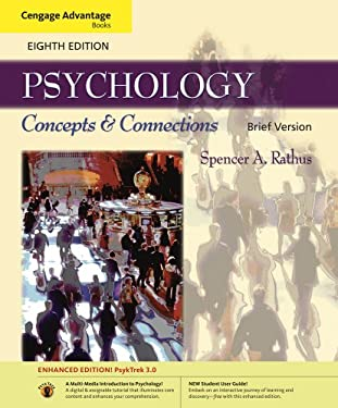 Psychology: Concepts & Connections [With Student User Guide and Access Code] 9780840033437