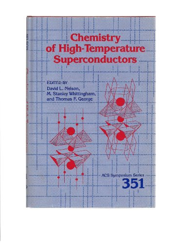 Chemistry of High-Temperature Superconductors