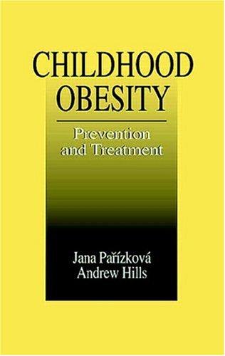 Childhood Obesity 9780849387364