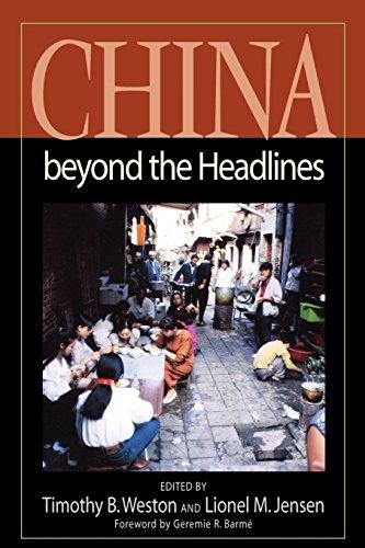 China Beyond the Headlines 9780847698554