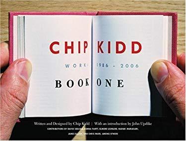 Chip Kidd: Work: 1986-2006 9780847827855