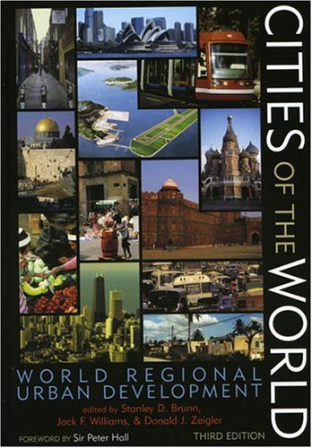 Cities of the World: World Regional Urban Development 9780847698981