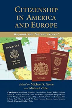 Citizenship in America and Europe: Beyond the Nation-State? 9780844743103