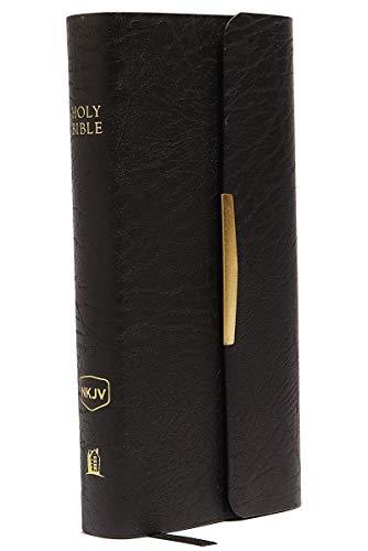 Classic Companion Bible-NKJV-Snap Flap 9780840785404