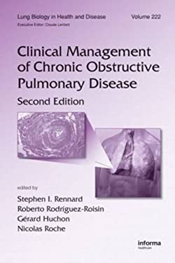 Clinical Management of Chronic Obstructive Pulmonary Disease 9780849375873