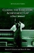 Closing the Education Achievement Gap: Is Title I Working? 9780844771656