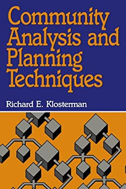 Community Analysis and Planning Techniques 9780847676514