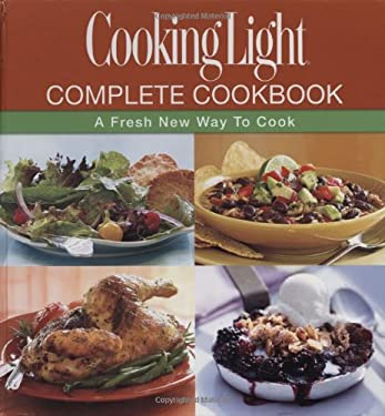Complete Cookbook: A Fresh New Way to Cook [With Interactive CD] 9780848731977