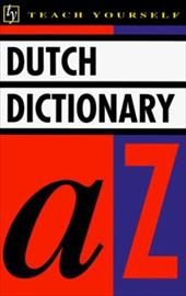 Concise Dutch and English Dictionary Dutch English English Dutch
