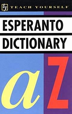 Concise Esperanto and English Dictionary: Esperanto-English, English-Esperanto 9780844237640