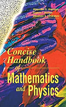Concise Handbook of Mathematics and Physics 9780849377457