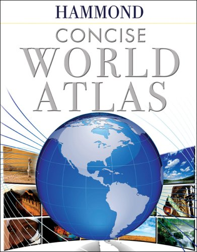Concise World Atlas 9780843709650