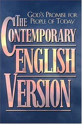 Contemporary English Version Bible Cloth 9780840719584