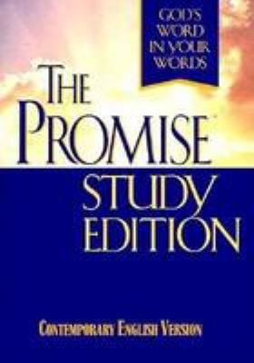 Contemporary English Version the Promise Study 9780840719812