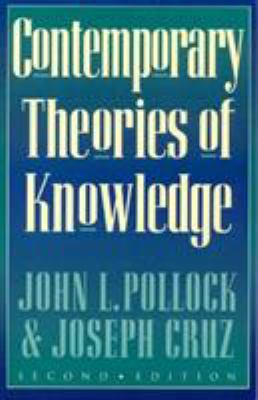 Contemporary Theories of Knowledge 9780847689378
