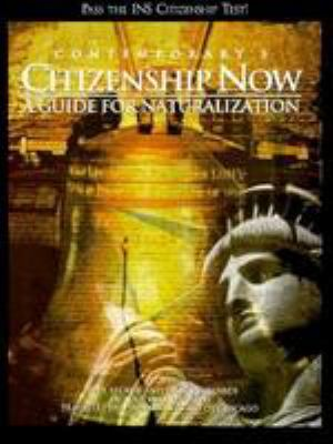 Contemporary's Citizenship Now: With Book 9780844206615