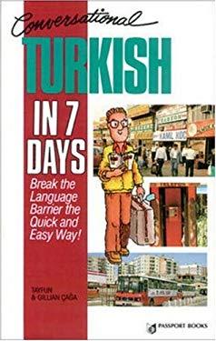 Conversational Turkish in 7 Days 9780844245652