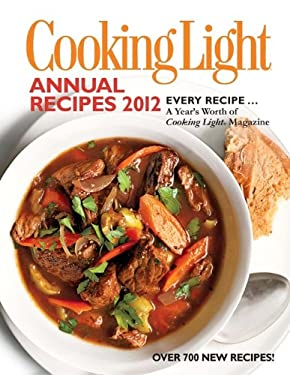 Cooking Light Annual Recipes 9780848734749