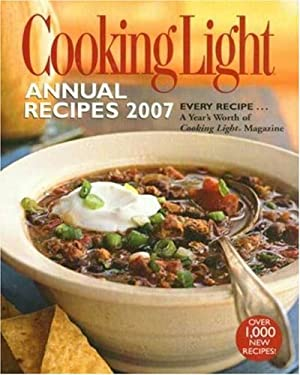 Cooking Light Annual Recipes 9780848730710