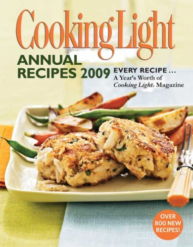 Cooking Light Annual Recipes 9780848732363