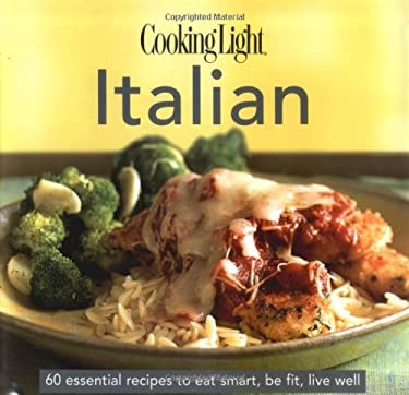 Cooking Light Italian 9780848730673