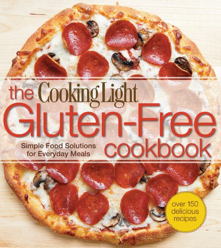 The Cooking Light Gluten-Free Cookbook 9780848734350