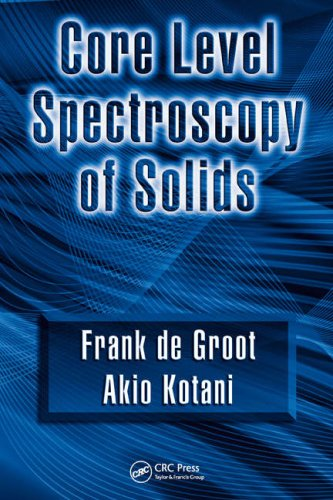 Core Level Spectroscopy of Solids 9780849390715