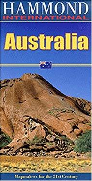 Country Maps: Australia 9780843716689