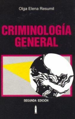 Criminologc-A General 9780847730339