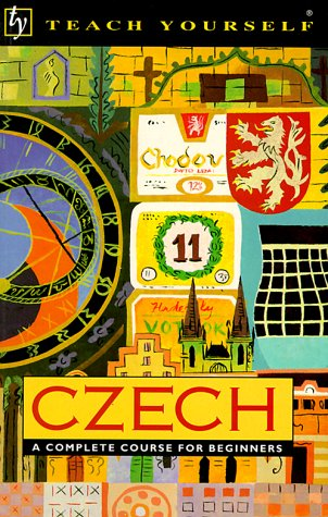 Czech: A Complete Course for Beginners 9780844237589
