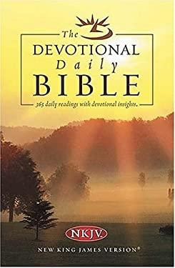 Daily Devotional Bible-NKJV 9780840727916