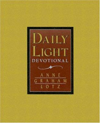 Daily Light Devotional 9780849954641