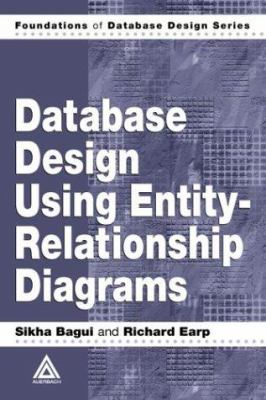 Database Design Using Entity-Relationship Diagrams 9780849315480