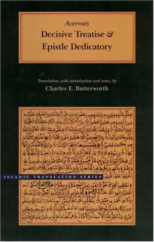 Decisive Treatise and Epistle Dedicatory 9780842524797