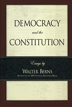 Democracy and the Constitution 9780844742397