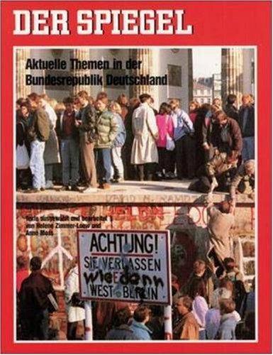Der Speigel: Aktuelle Themen in Der Bundesrepublik Deutschland 9780844222806