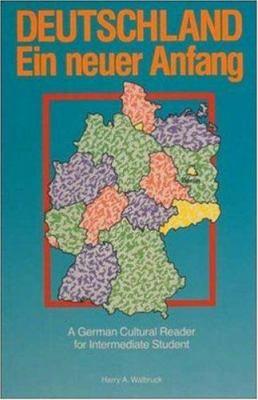 Deutschland: Ein Neuer Anfang 9780844220529