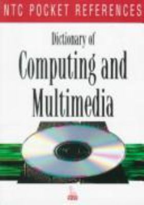 Dictionary of Computing and Multimedia 9780844209241