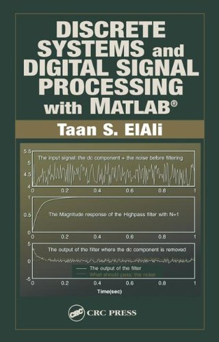 Discrete Systems and Digital Signal Processing with MATLAB 9780849310935