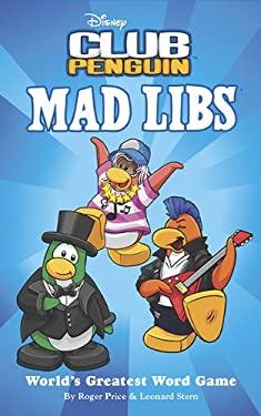 Disney Club Penguin Mad Libs 9780843132441
