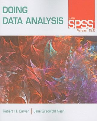 Doing Data Analysis with SPSS, Version 18 9780840049162