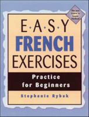 Easy French Exercises 9780844216065