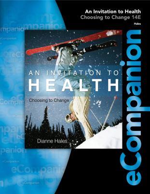 An Invitation to Health eCompanion: Choosing to Change 9780840048356
