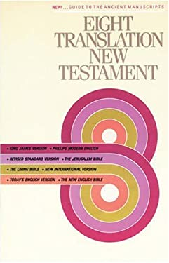 Eight Translation New Testament 9780842346917
