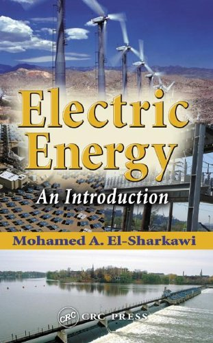 Electric Energy: An Introduction 9780849330780