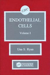 Endothelial Cells, Volume I 3729171