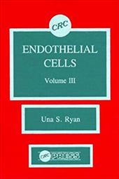 Endothelial Cells, Volume III 3729173