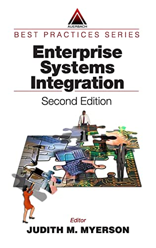 Enterprise Systems Integration, Second Edition 9780849311499