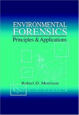 Environmental Forensics 9780849320583