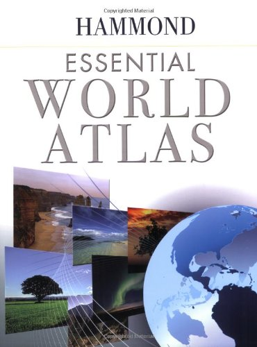 Essential World Atlas 9780843709643